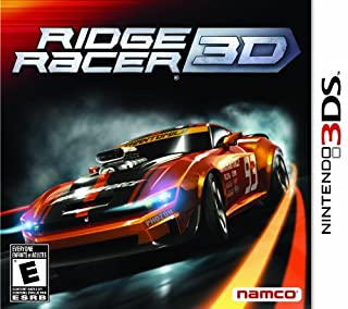 Ridge Racer 3D - Nintendo 3DS (B002I0JLPU) | Amazon price tracker / tracking, Amazon price history charts, Amazon price watches, Amazon price drop alerts
