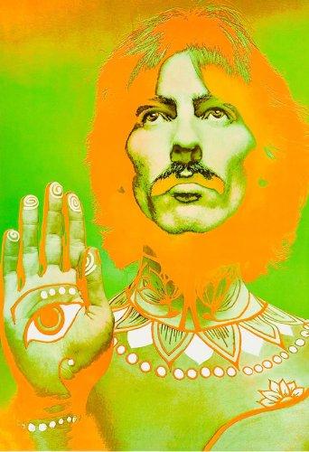 The Beatles, Richard Avedon, George Harrison Photo Print