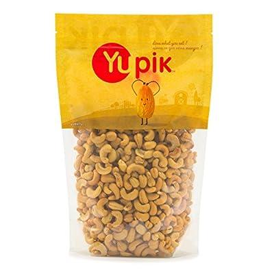 Yupik Unsalted Whole Roasted Cashews, 2.2 lb