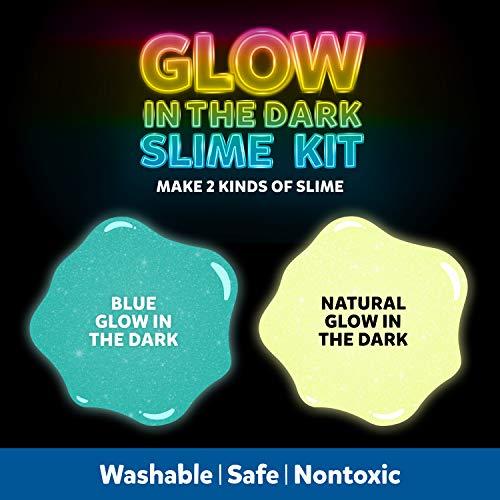 Elmer's Glow-in-The-Dark Slime Kit (2062242) Photo #4