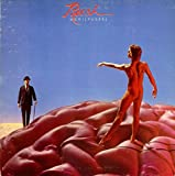 Hemispheres - Red + Poster - EX