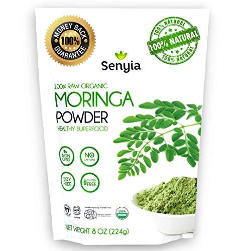 100 Pure Organic Moringa Powder product image