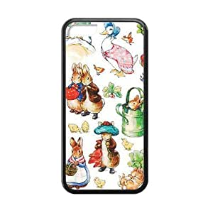 diy phone case[Accessory] ipod touch 5 Case, [peter rabbit] ipod touch 5 Case Custom Durable Case Cover for iPhone5c TPU case (Laser Technology)diy phone case