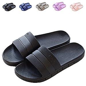 LINE BLUE Premium Women and Men Bath Slipper Anti-Slip For Indoor Home House Sandal
