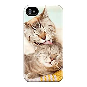 New Style Tpu 4/4s Protective Case Cover/ Iphone Case - Love You Dear 3