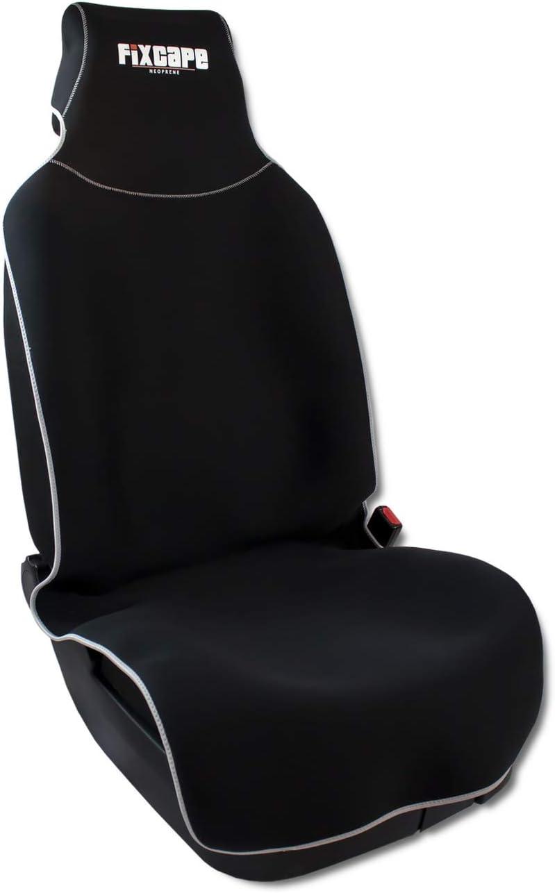 fixcape 4260339410109 Neopreno Funda para Asientos Coche Universal Impermeable