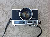 Yashica Electro 35 Rangefinder Film Camera w/ Yashinon DX 1:1.7 f=45mm Lens