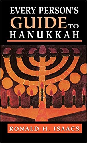 Book Every Person's Guide to Hanukkah