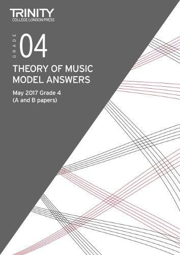 Download Theory Model Answer Papers Grade 4 May 2017 (Trinity Rock & Pop 2018) ebook