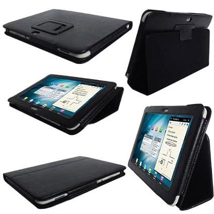 amazon com hooshion leather cover case stand for samsung galaxy rh amazon com Straight Talk Samsung Galaxy S4 Samsung User Manual Guide