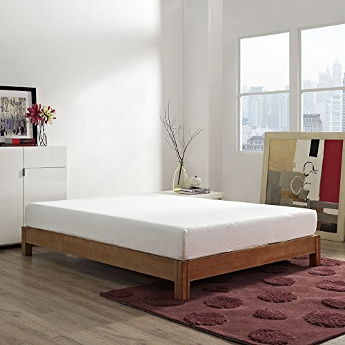 "Modway Aveline 8"" Gel Infused Memory Foam Queen Mattress With CertiPUR-US Certified Foam"