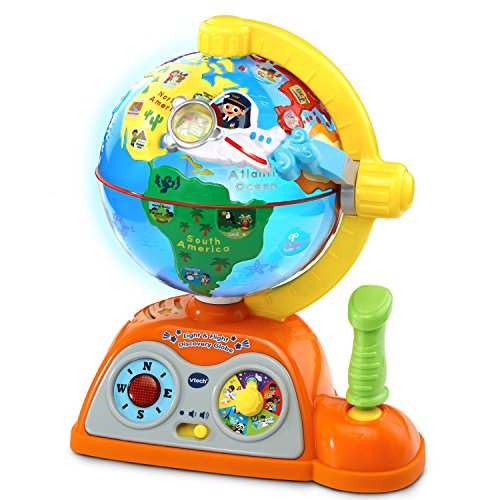 VTech 197803 Light and Flight Globe