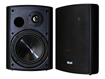 "Review Bluetooth 6.50"" Indoor/Outdoor Weatherproof"