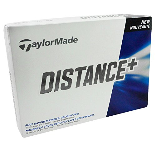 TaylorMade Distance Plus Golf Ball – DiZiSports Store