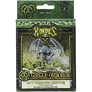 Privateer Press – Hordes – Circle Orboros: Rotterhorn Griffon Model Kit