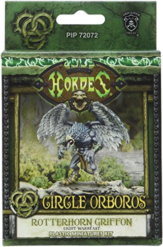 Privateer Press - Hordes - Circle Orboros: Rotterhorn Griffon Model Kit