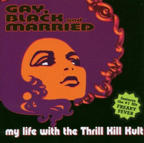 Gay, Black And Married by My Life With The Thrill Kill Kult My Life With The Thrill Kill Kult (2005-10-24)