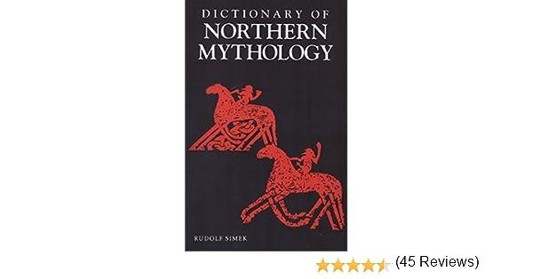 Dictionary of Northern Mythology