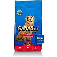 Ganador 25kg, Alimento para Perros Adultos de Razas Medianas y Grandes. El empaque puede variar.