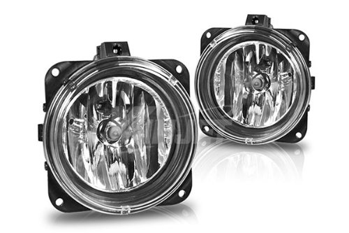 Ford Focus Svt 02 -04 Escape 05 06 Mustang Cobra 03 04 Fog Light With Bulb Pair (Cobra Light)