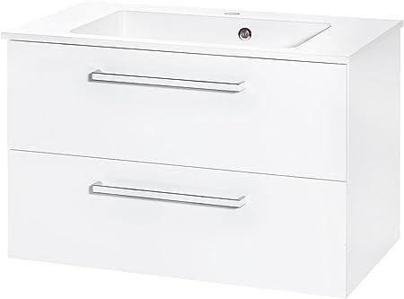 Lifestyle4living Schrank Waschtisch Waschbeckenunterschrank