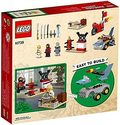 LEGO Juniors Ninjago - Tiburón de ataque (10739)