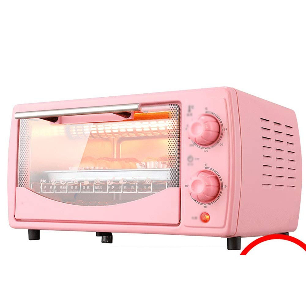 NKDK ミニオーブンオーブンホーム多機能ミニ電気オーブン家庭用ベーキング卵自動キッチンオーブン -38 オーブン   B07Q7VF98Y