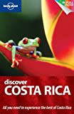 Front cover for the book Lonely Planet Discover Costa Rica by Matthew Firestone