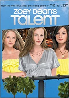 Book Talent (Talent Novels) by Zoey Dean (2008-06-19)