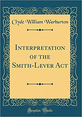the smith lever act