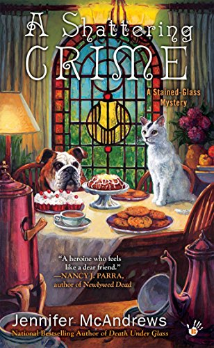 (A Shattering Crime (A Stained-Glass Mystery))