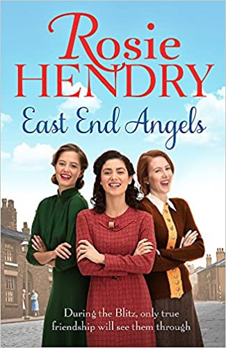 Image result for east end angels by rosie hendry
