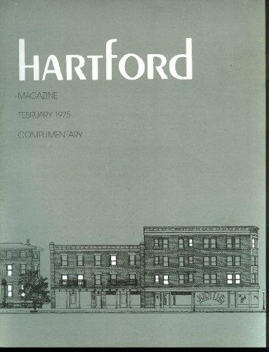 HARTFORD Magazine 2 1975: Merle Nacht Architecture Bach G Fox Gallery + CT