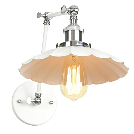 Amazon.com: HYYK Swing Arm Wall Sconces, Iron Wall Lamp ...