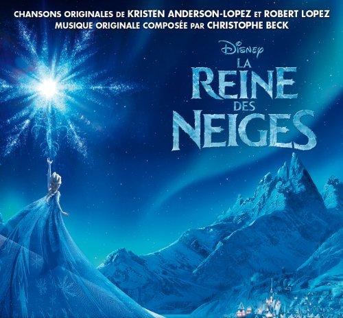 la reine des neiges musique originale de le film various artists kristen anderson lopez robert lopez christopher beck amazonca music
