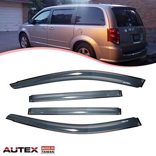 Chrysler Town And Country 2014 Price: Compare Price To Grand Caravan Window Deflector