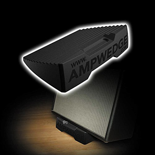 Ampwedge Polyurethane Amplifier Isolation Floor Wedge by AmpWedge