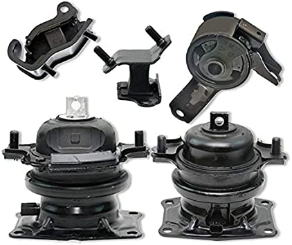 EX 3.5L V6 VTEC Engine Motor /& Trans Mount Set For 2005-2006 Honda Odyssey LX