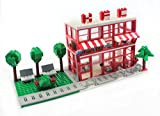 Construction Building Blocks boys Girls 6 Year Old Kids Toy Set Creative Educational Interlocking Brick Block Playset Kit Smart City Construction Set ( Mini Blocks Compatible With Major Brands) (429Pcs Blocks)