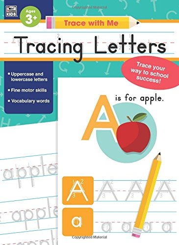 - Trace with Me Tracing Letters