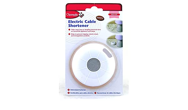Amazon.com : Clippasafe Electric Cable Shortener : Childrens Home Safety Products : Baby