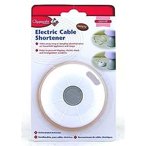 amazon   clippasafe electric cable shortener
