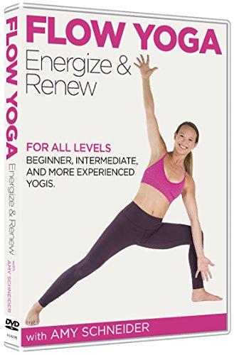 Flow Yoga: Energize & Renew with Amy Schneider