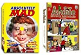 Archie Comics - Bronze Age Series & Absolutely MAD Magazine DVD-ROM Bundle for Windows & Mac (CD-ROM)