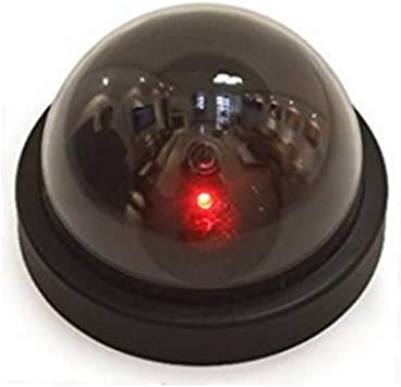 Opinión sobre Hemore - Cámara de seguridad redonda de alta simulación de cámara de simulación con luz y herramientas de mano para jardín