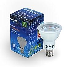 ChichinLighting e17 daylight bulb e17 R14 LED COB spotlight light 7W 500lm brightest led bulbs 6000K cool white 60W halogen bulbs replacement
