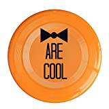 Kim Lennon Ties Are Cool Custom Outdoor Plastic Sport Disc Colors And Styles Vary Orange