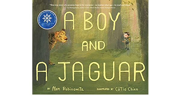 A Boy and a Jaguar (English Edition) eBook: Alan Rabinowitz, Catia Chien: Amazon.es: Tienda Kindle