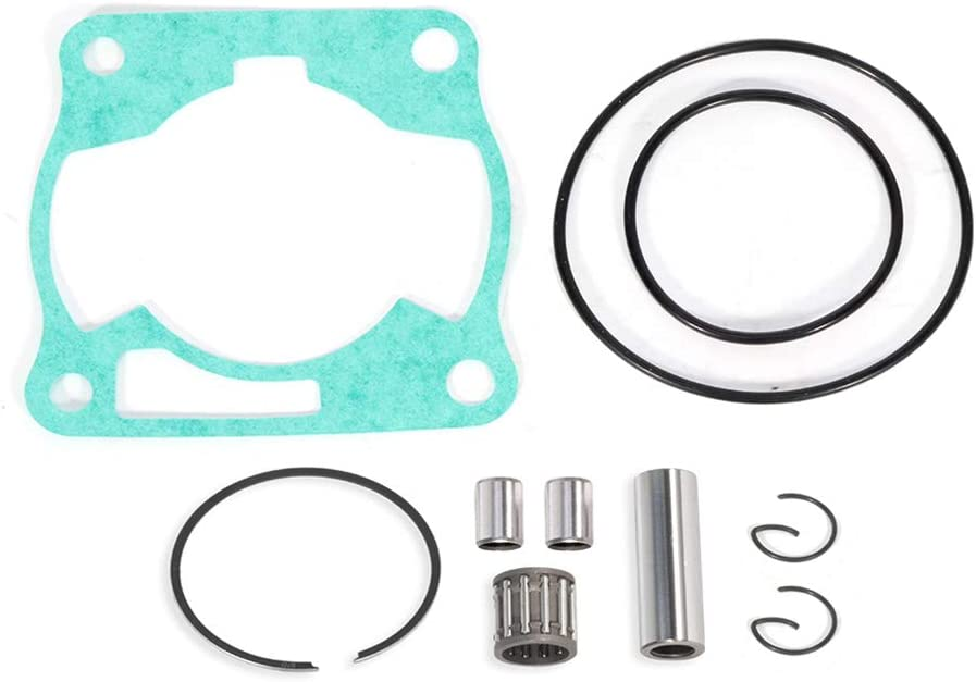 ECCPP New Cylinder Piston Rings Gasket for 2002-2018 Yamaha YZ85 Compatible fit for Needle Bearing 4ES-11311-30-00