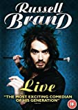 Russell Brand Live [UK import, Region 2 PAL format]